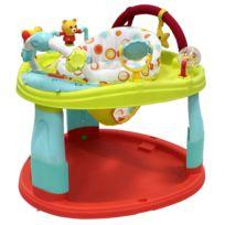 Bebeachat - Base d'activité pour bébé, éveil, jeux, balancelle