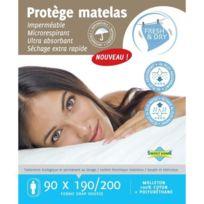 Sweet Home - Protege matelas Sara Fresh et Dry 90