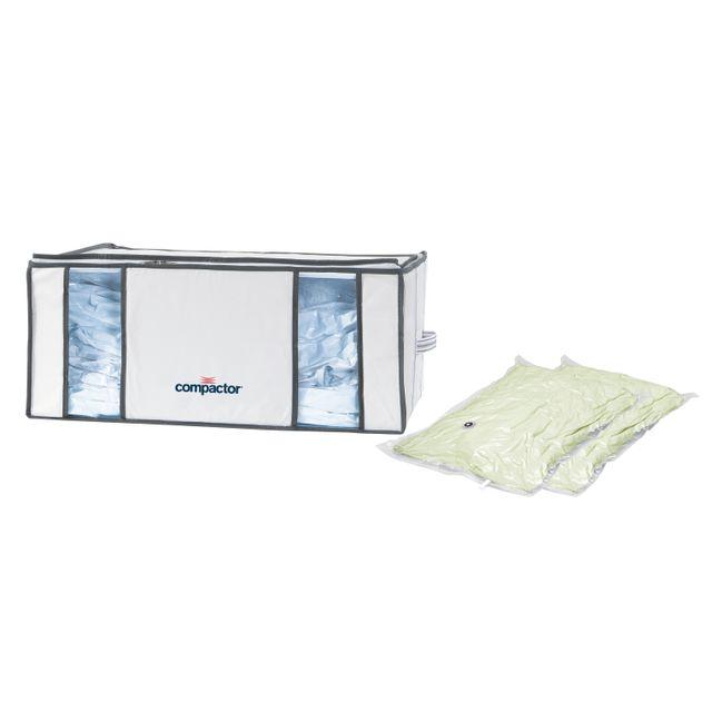 LA BOUTIQUE DU RANGEMENT Housse Compactor taille XXL 210L + Housses tiroirs - RAN5030