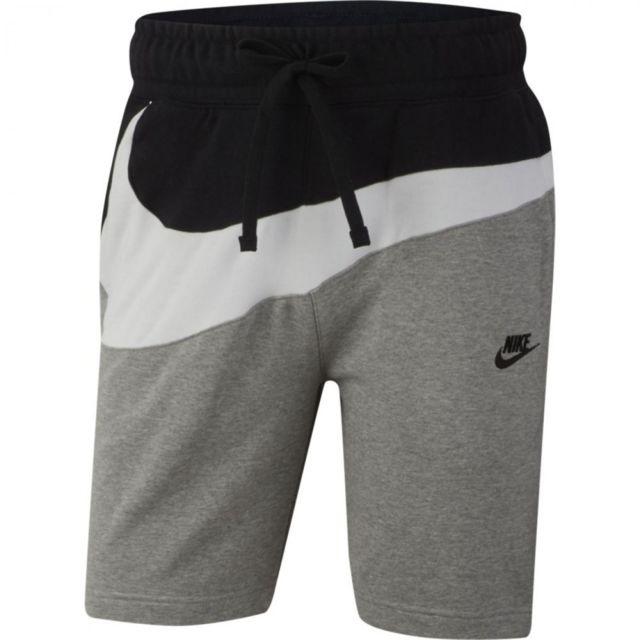 Nike Short Swoosh Fleece Ar3161 091 pas cher Achat