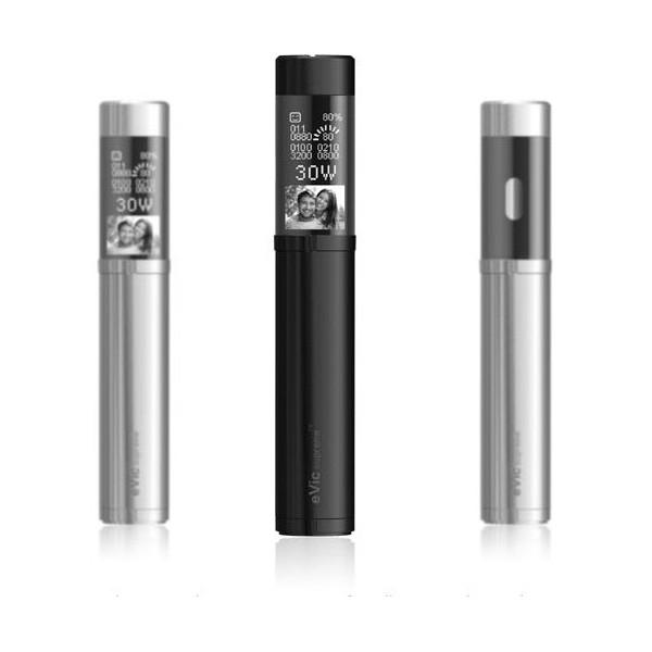 Mod - Evic Supreme - Argentee cigarette electronique