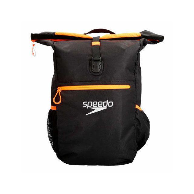 Speedo - Sac à dos de natation Team Rucksack Iii + 45L noir orange - pas  cher Achat   Vente Sacs de piscine - RueDuCommerce ceb3b8767a7f