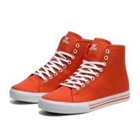 Supra - Sneakers Homme Thunder High Red Canvas
