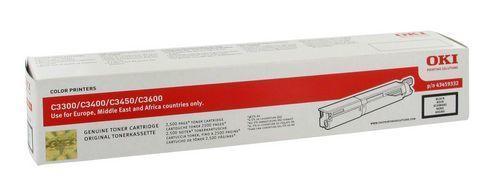 Oki Toner imprimante laser noir 43459332