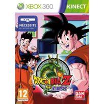 Namco Bandai - Dragon Ball Z pour Kinect