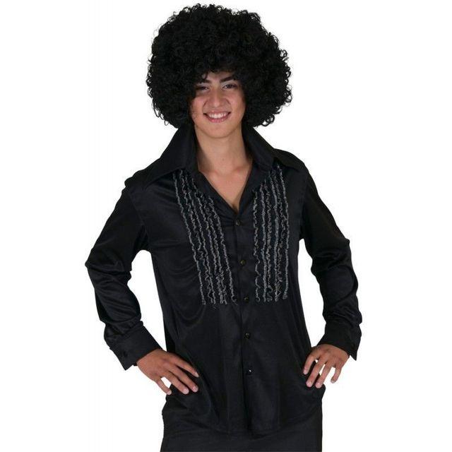 parafete chemise disco homme noir l pas cher achat vente panoplies rueducommerce. Black Bedroom Furniture Sets. Home Design Ideas
