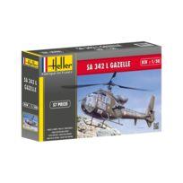 Heller - SA 342 GAZELLE 1/50eme