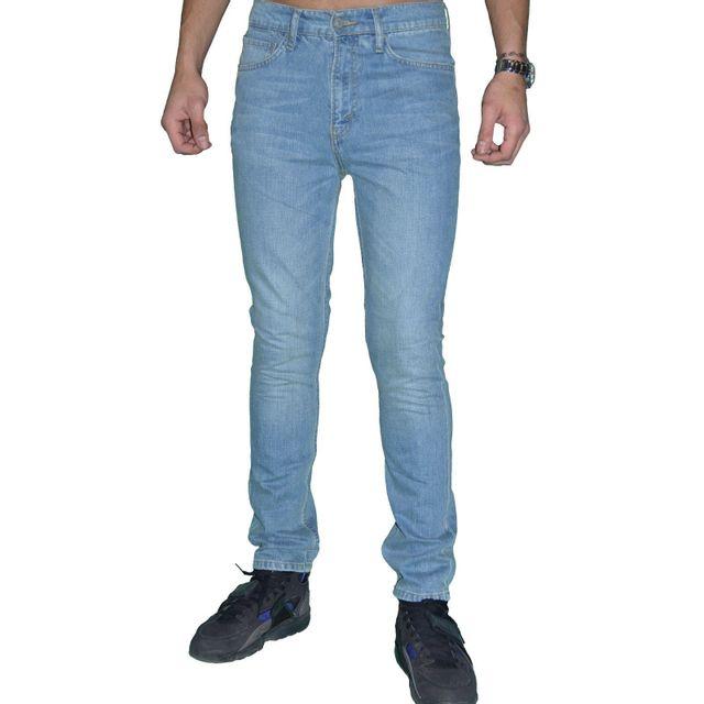 Levi S - Levis - Jean - Homme - 510 Skinny Fit - Light Used Bleu Clair 1f2d0e6decf8