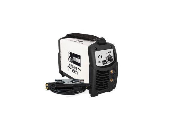 Kit soudure MMA pour Technology et Tecnica 200A 16 MMQ 3+2M DX25 Telwin