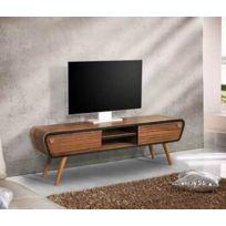 meuble tv ferme achat meuble tv ferme pas cher rue du commerce. Black Bedroom Furniture Sets. Home Design Ideas