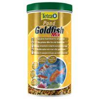 Tetra - Mélange Pond Goldfish Mix pour Poissons Rouges - 1L