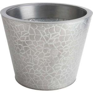 aubry gaspard cache pot en zinc bross lot de 3 51 pas cher achat vente poterie bac. Black Bedroom Furniture Sets. Home Design Ideas