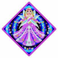 Sequin Art - Kit paillettes Art Sequin Stardust : Princesse Fée