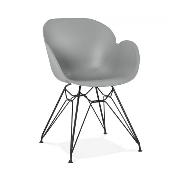Kokoon Design Fauteuil design Umela Grey 59x57,5x85 cm