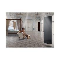 Lvi - Radiateur A Fluide Caloporteur Sanbe - Puissance : 1000 W - Couleur : Blanc - Dimensions : 1800 x 530 x 73 mm