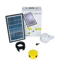 Sundaya - Kit éclairage solaire 1 lampe Ulitium 200