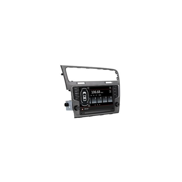 Auto-hightech Autoradio d'origine pour golf 7 2014-2016