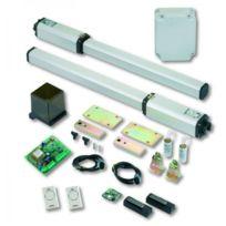 FAAC - Motorisation portail 2 battants Leader-Kit 230V Integral SG 105633145