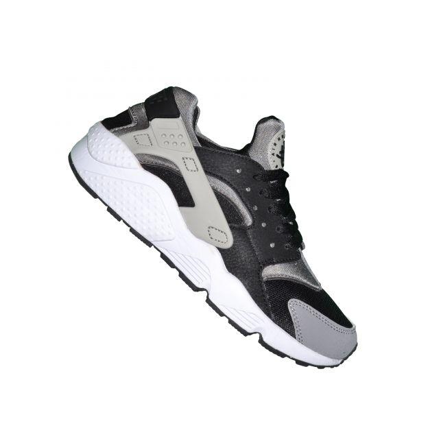 reputable site 704df f5611 ... where to buy nike basket running air huarache run 04 noir gris blanc  pas cher achat