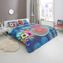 Hip - Parure de couette Darlene - 220x240cm - Multicolore
