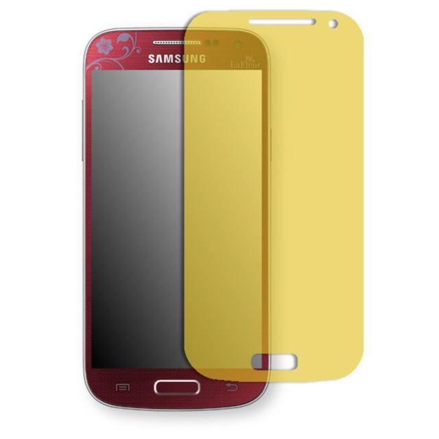 Golebo Samsung I9190 Galaxy S4 Mini La Fleur Edition Film De
