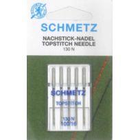 SCHMETZ - Aiguilles pour machines à coudre Topstitch