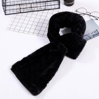 8078de9ad77d Wewoo - Automne et hiver nouveau style Faux Ayase Lapin cheveux Lady Scarf,  épais chaud