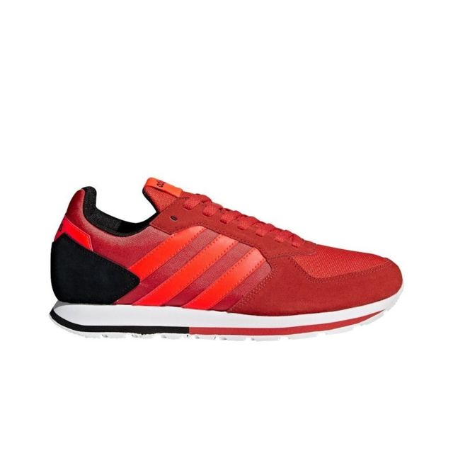 brand new 0b260 558df Adidas - 8K Rouge - 46 23 - pas cher Achat  Vente Baskets homme -  RueDuCommerce