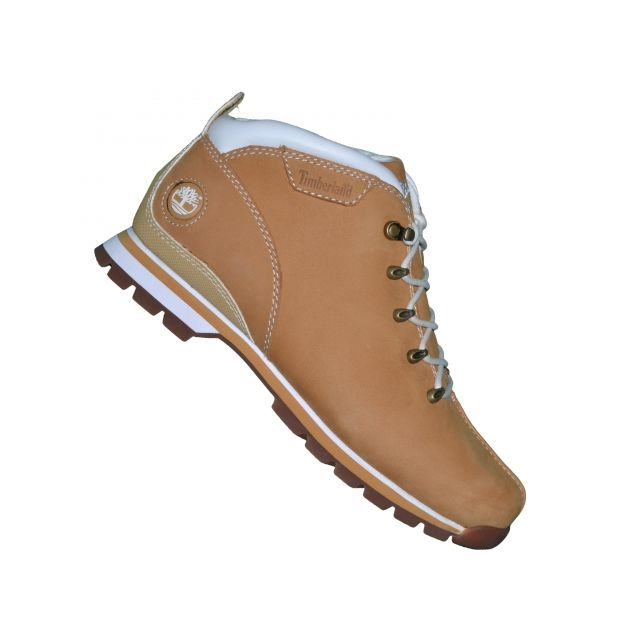 9b027e9d7e0 Timberland - Boots - Chaussures Montantes - Homme Splitrock Cuir 85091 -  Wheat Yell Beige - pas cher Achat   Vente Boots homme - RueDuCommerce