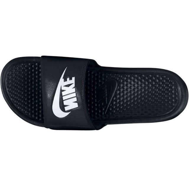 Nike Claquettes Benassi Jdi Noir 48 1 2 pas cher Achat   Vente