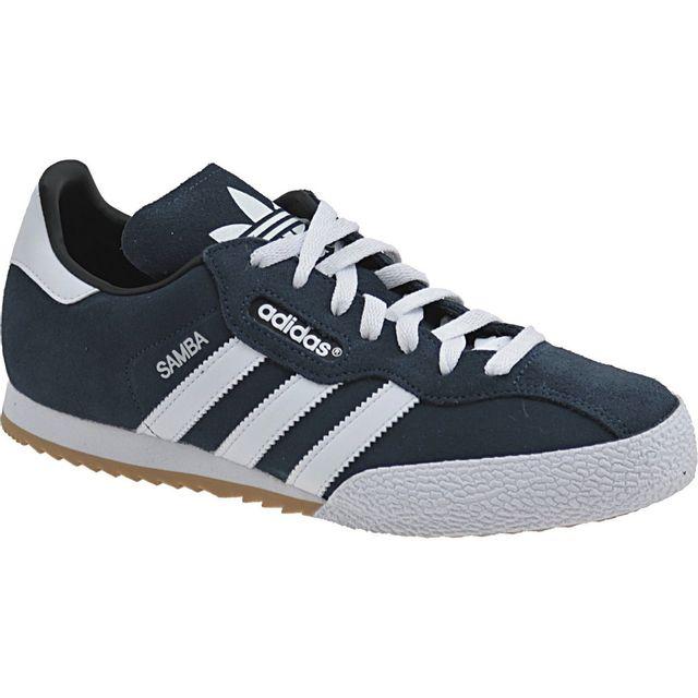 adidas original adidas samba bleu