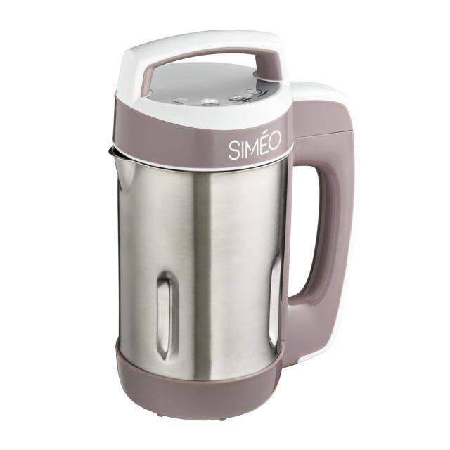SIMEO - Blender chauffant - Puissance chauffe 900 W - 1.1 L - Inox