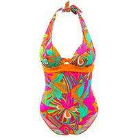 Emmatika - Maillot de bain 1 Pièce Jungle Tri Multicolore