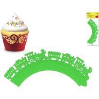 Party Craft - Multicraft Imports C'CAKE Papiers ThÈME Locomotive Pour Cupcake