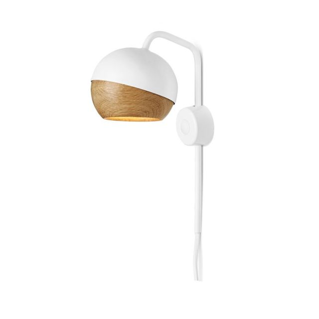 Mater Applique murale Ray - blanc