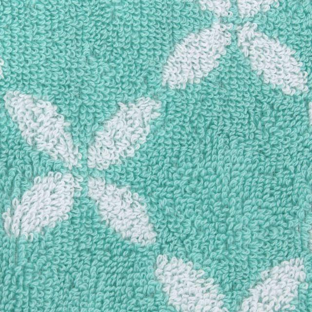 Linnea Serviette invit/é 33x33 cm Vintage Floral Bleu 550 g//m2