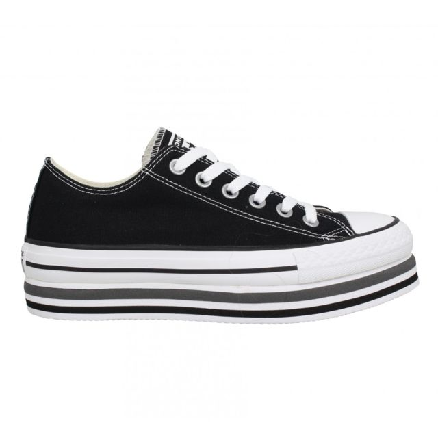 Converse Chuck Taylor All Star PlatForm Layer toile Femme