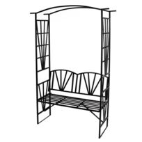support pour rosier grimpant achat support pour rosier grimpant pas cher rue du commerce. Black Bedroom Furniture Sets. Home Design Ideas