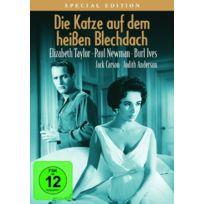 Warner Home Video - Dvd - Dvd Die Katze Auf Dem HeißEN Blechdach - Classic Collection IMPORT Allemand, IMPORT Dvd - Edition simple