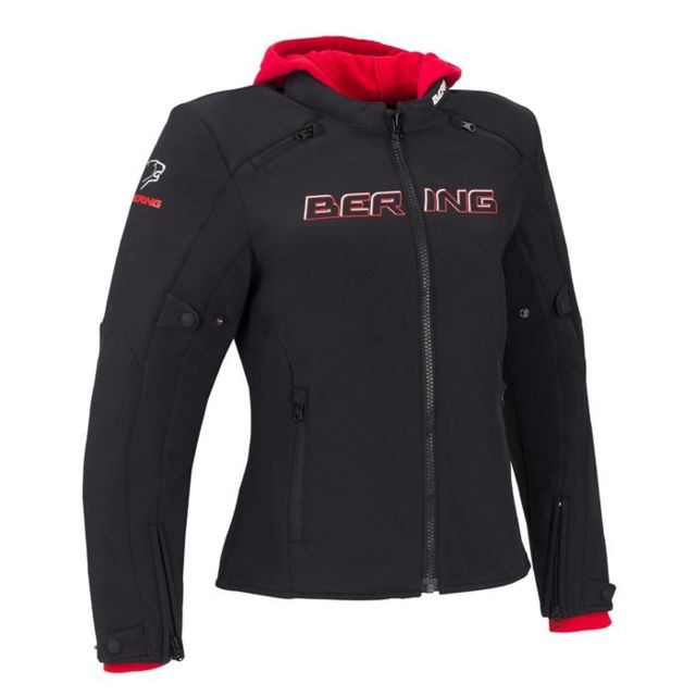 Evo Mi Sport Bering Saison Moto Blouson Jaap Textile Femme Lady X48Aq