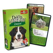 Bioviva - Jeu de cartes défis nature chiens