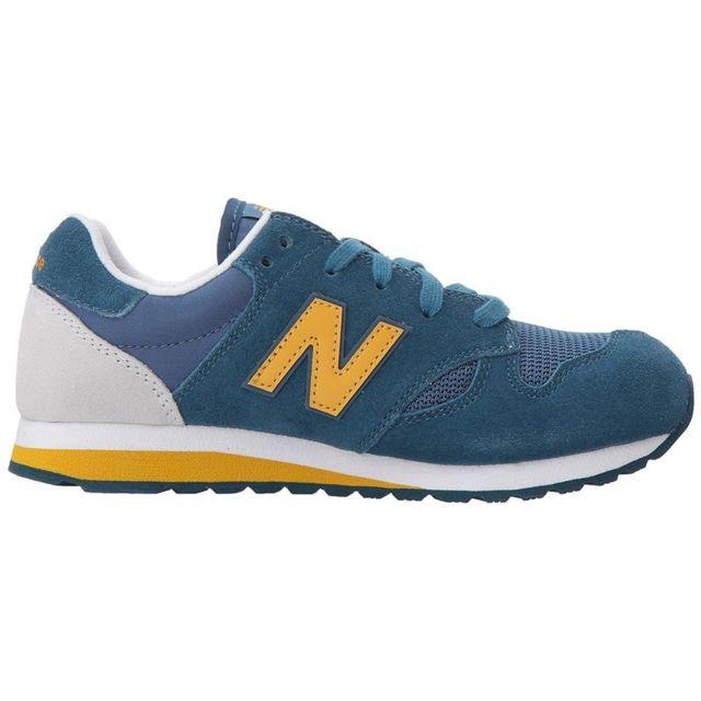 new balance 520 femme bleu