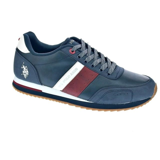 Polo Chaussures Us Homme Baskets basses modele Vance1