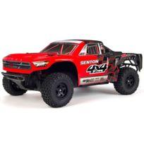 ARRMA - Senton 4x4 Mega 1/10 Short Course Truck RTR Rouge - NiMh 8.4V