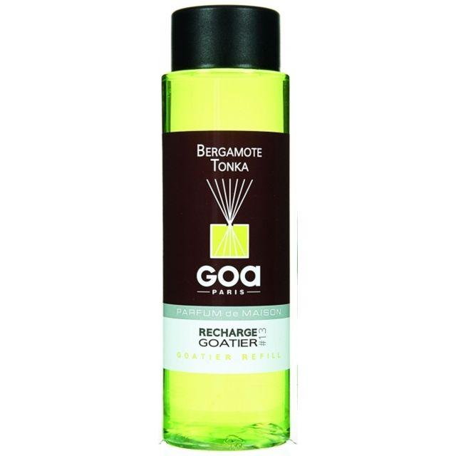 GOA Recharge bergamote tonka