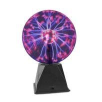 Cheetah - Lampe Boule Plasma Magique éclairs 15cm A185