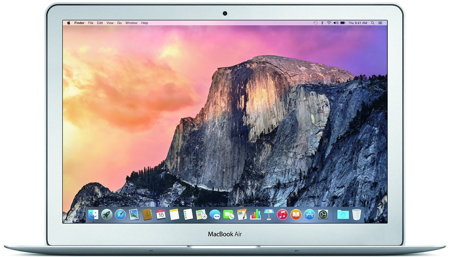 MacBook Air MD711 - Ecran 11.6 - Intel Core i5 1.4Ghz - RAM 4Gb - SSD 128Gb - OS X El Capitan