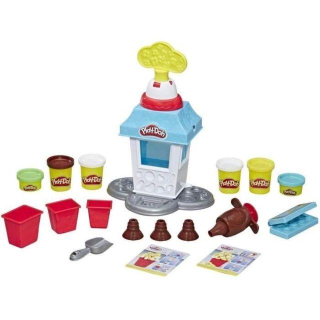 JEU DE PATE A MODELER PLAY-DOH - La machine a Popcorn
