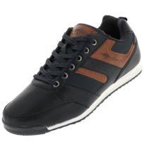 Chaussures mode ville Hader navy brown h Bleu 56785