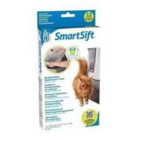 Cat It - Sac biodégradable 47L pour litiere Smartsift